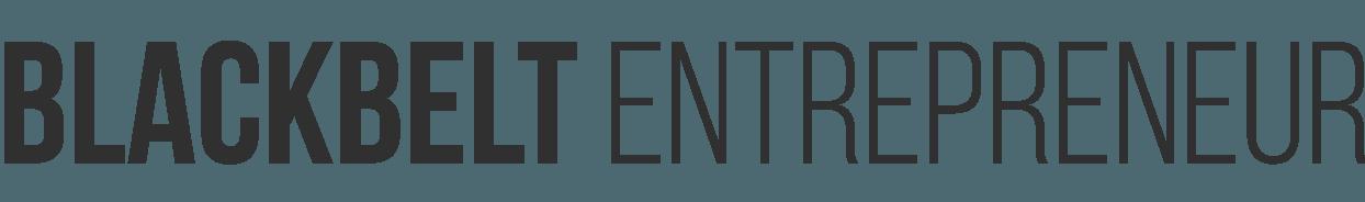 Blackbelt Entrepreneur